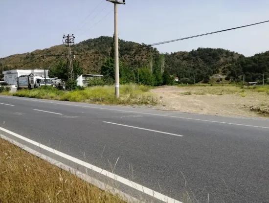 Ortaca Yerbelen De Satılık Arsa, Fethiye- Muğla Yoluna Cepheli 2000 M2