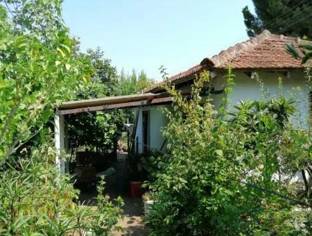Muğla Köyceğiz Döğüşbelende Satılık Köy Evi