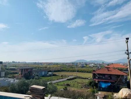 Dalaman Şerefler De Satılık Sıfır Villa