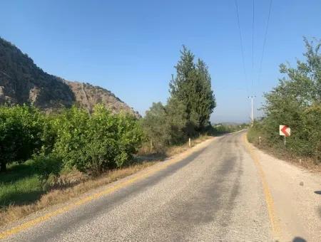 Ortaca Mergenlide 2 Parsel 13 000 M2 Tarla Satılık